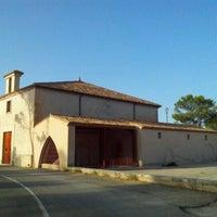 Photo taken at Ermita de Sant Antoni by Pep on 8/16/2012
