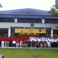 Photo taken at Glenmarie Golf & Country Club by Pechai S. on 4/14/2012