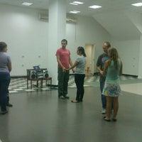 Photo taken at Студия танцев KUBANA by Stasey S. on 8/31/2012