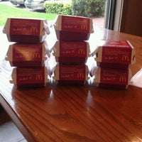 Photo taken at McDonald's by Mike A. on 5/16/2012