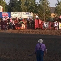 Photo taken at Vancouver Rodeo by mOeN on 7/7/2012