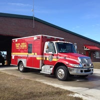 Photo taken at Firehouse 43 by Jason B. on 3/16/2012
