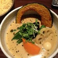 8/25/2012にIwao Y.がスープカリーイエローで撮った写真