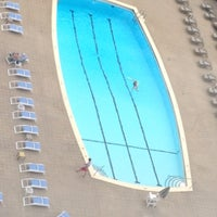 Photo taken at Imperial Towers Pool by Firepaw B. on 8/12/2012