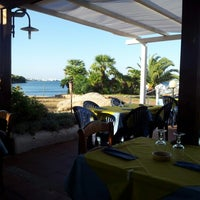 Photo taken at La Terrazza Sul Mare by Riccardo D. on 7/12/2012