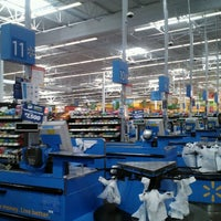 Photo taken at Walmart Supercenter by Sinister Sweet on 3/29/2012
