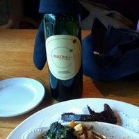 Photo taken at Irregardless Cafe by Diana M. on 3/24/2012