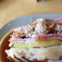 Photo taken at Panera Bread by Ken C. on 4/15/2012