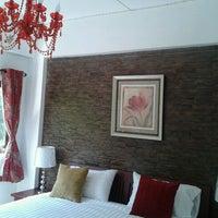 Photo taken at Ladawan Boutique Hotel by JaJah J. on 4/8/2012