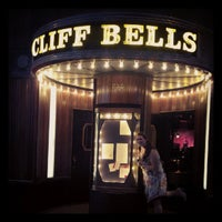 Photo taken at Cliff Bell's by Mays O. on 8/10/2012