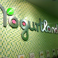 Photo taken at Yogurtland by Michael P. on 3/8/2012