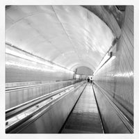 Photo taken at MARTA - Peachtree Center Station by Randal S. on 9/3/2012