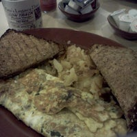 Photo taken at Pete's Legacy Diner by Nick L. on 3/8/2012