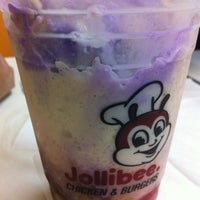 Photo taken at Jollibee by Angela C. on 2/19/2012
