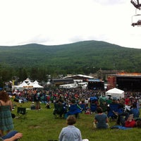 Photo taken at Mountain Jam by Andrea G. on 6/2/2012