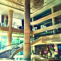 Photo taken at Hotel Pullman Surabaya City Centre by Nles Y. on 7/15/2012