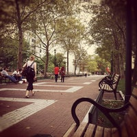 Photo taken at Locust Walk by Jay D. on 9/6/2012