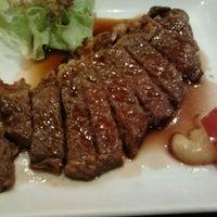 Photo taken at Fuji by Miiz P. on 4/22/2012