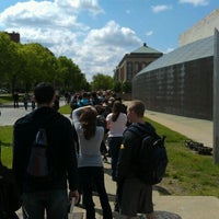 Photo taken at Iowa Memorial Union by Peter F. on 4/23/2012