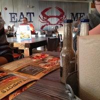 Photo taken at Joe's Crab Shack by Michael P. on 4/5/2012