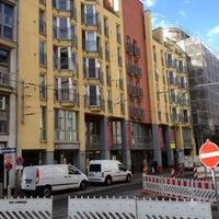 Das Foto wurde bei HSH Hotel Apartments Mitte von Eelco K. am 6/1/2012 aufgenommen