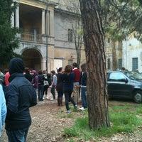 Foto scattata a ISIA Faenza da Davide P. il 4/4/2012