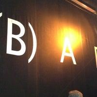 Photo taken at (B) Bar by Joel H. on 7/22/2012