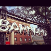 Photo taken at Barnard College by Delaney W. on 8/26/2012