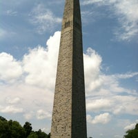 Photo taken at Bennington Monument by Kevin J. on 8/1/2012