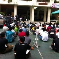 Photo taken at Wat Noi Noppakhun School by Pig on 4/4/2012