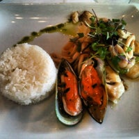 Photo taken at Olivos Restaurant by Jose G. on 7/30/2012