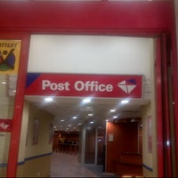 Photo taken at Post Office Sandton City by Wati B. on 6/6/2012