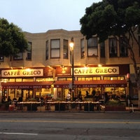 Photo taken at Caffé Greco by Kristopher W. on 7/17/2012