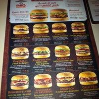 Foto tirada no(a) Pampa Burger por Rafael P. em 5/12/2012