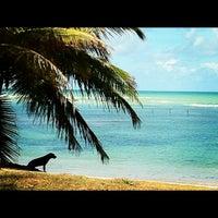 Foto tirada no(a) Praia da Garça Torta por Ernesto S. em 5/21/2012