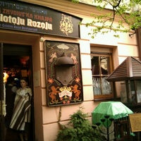 Photo taken at At the Golden Rose by Vladislav M. on 5/2/2012