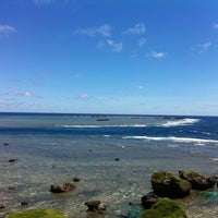 Photo taken at Hennasaki Lighthouse by Kaz on 8/18/2012