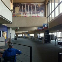 Photo taken at Lubbock Preston Smith International Airport (LBB) by ErinMarie R. on 4/29/2012