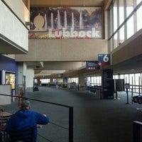 Photo taken at Lubbock Preston Smith International Airport (LBB) by ErinMarie R. on 4/29/2012