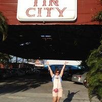 Photo taken at Tin City by Sherri W. on 5/26/2012