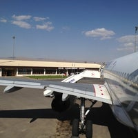 Photo taken at Muş Airport (MSR) by Nilay on 8/25/2012