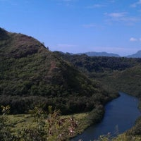 Photo taken at Wailua River by Auzheal C. on 4/19/2012
