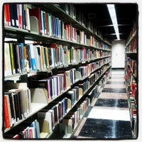 Photo taken at Strozier Library by Ansley S. on 8/31/2012