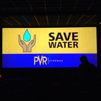 Photo taken at PVR Cinemas by Arun K. on 2/17/2012