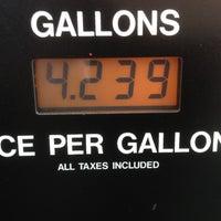 Photo taken at Gas & Food by David S. on 4/3/2012
