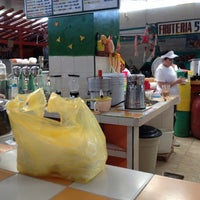 Photo taken at Mercado Municipal Gral. Agustin Olachea by David M. on 6/13/2012
