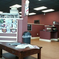 Photo taken at The Barber Shop by Jim S. on 8/7/2012