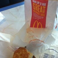 Photo taken at McDonald's by Chris K. on 5/11/2012