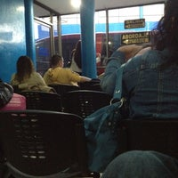 Photo taken at Terminal de Buses MUSOC by Pablo Q. on 6/23/2012