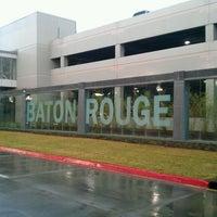 Photo taken at Baton Rouge Metropolitan Airport (BTR) by Travis C. on 2/18/2012